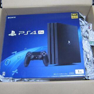 PlayStation4 - 安心の保証付き 極美品 新型 PS4Pro CUH-7200 1TB黒