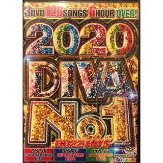 洋楽DVD DIVA NO.1 BUZZ HITS 2020(ミュージック)