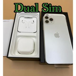 アイフォーン(iPhone)の新品US版SIMフリーiPhone 11pro dual SIM  512GB (スマートフォン本体)