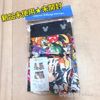 ディズニー(Disney)のディズニーリゾート ボクサーパンツ サイズL(ボクサーパンツ)