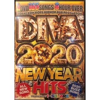 洋楽DVD DIVA 2020 -NEW YEAR HITS(ミュージック)