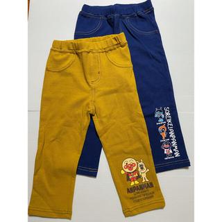アンパンマン - アンパンマン 長ズボン 2枚セット 95cm