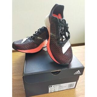 アディダス(adidas)のadizero Pro 24.5cm 美品(シューズ)