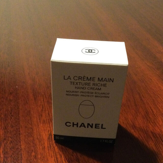 CHANEL - 新品 シャネル ハンドクリーム ラ クレームマン リッシュ  50ml