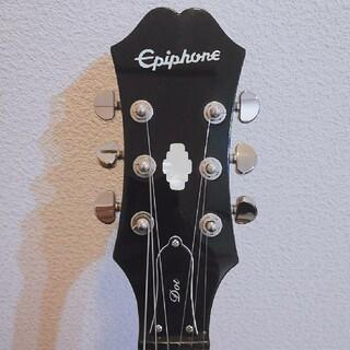 エピフォン(Epiphone)のエピフォンdot ビグスビー付き(エレキギター)