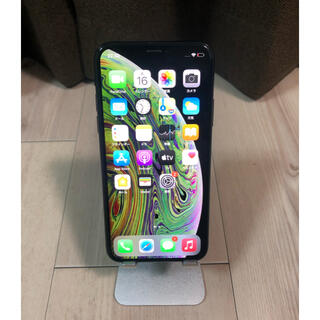アイフォーン(iPhone)のiPhone Xs 256GB スペースグレー SIMフリー(スマートフォン本体)