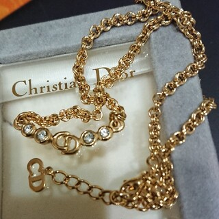 Christian Dior - クリスチャンディオール ネックレス