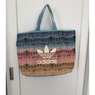 アディダス(adidas)のアディダス トートバッグ  大きめトート マザーズバッグ (トートバッグ)