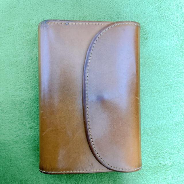 WHITEHOUSE COX(ホワイトハウスコックス)のホワイトハウスコックス(Whitehouse Cox) S7660 三つ折り財布 メンズのファッション小物(折り財布)の商品写真