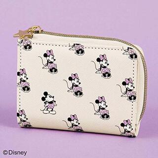 sweet 2月号付録◆ミッキー&ミニーの総柄ミニウォレット(財布)