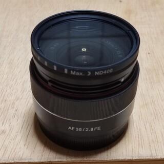 【Eマウント】Samyang 35mm 2.8 FE オマケあり