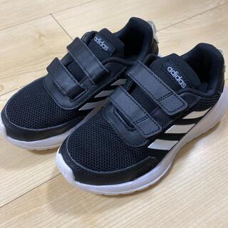 アディダス(adidas)のadidas アディダス スニーカー 18.5cm(スニーカー)