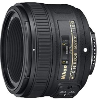 ニコン(Nikon)の【新品・未使用品】ニコン単焦点レンズ AF-S NIKKOR 50mm(レンズ(単焦点))