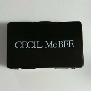 セシルマクビー(CECIL McBEE)のCECIL McBEE セシルマクビー 小物入れ 収納ケース(ケース/ボックス)