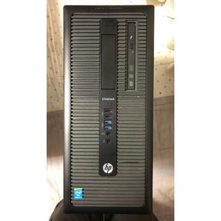 高性能デスクトップPC  i7-4790(デスクトップ型PC)