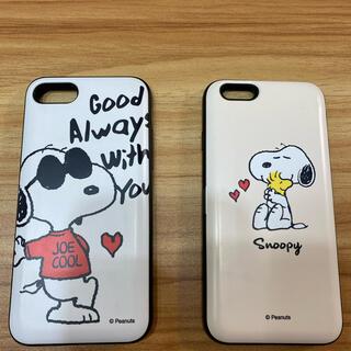 スヌーピー(SNOOPY)のiPhoneケース (iPhoneケース)