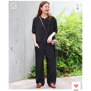 JOURNAL STANDARD - JOURNAL STANDARD relume ジップアップジャンプスーツ◆
