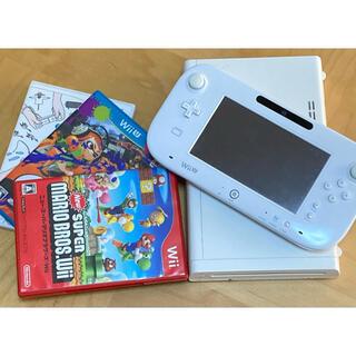 任天堂 - Nintendo Wii U WII U ニンテンドー 本体 ソフト セット