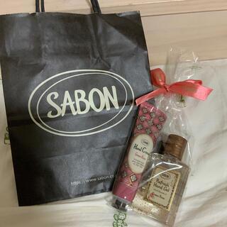 SABON - サボン ギフトセット green rose