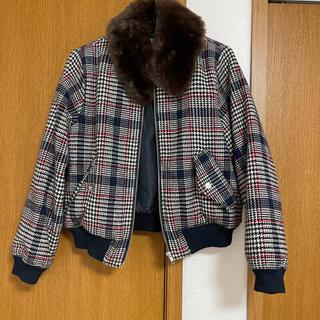 セシルマクビー(CECIL McBEE)のファージャケット♡(ブルゾン)