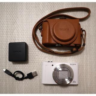 ソニー(SONY)のSONY DSC-WX500(コンパクトデジタルカメラ)