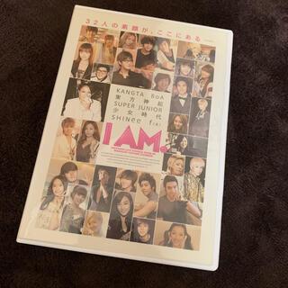 I AM DVD(ミュージック)