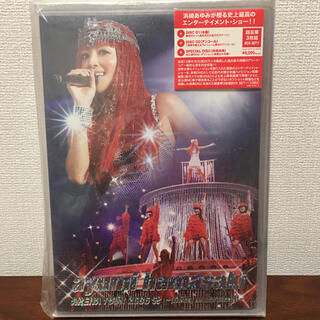 浜崎あゆみ 2006年ツアー (miss)understood ライブDVD !(ミュージック)