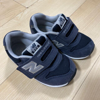 ニューバランス(New Balance)のニューバランス 996 16cm ネイビー(スニーカー)