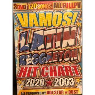 洋楽DVD VAMOS! LATIN REGGAETON HIT CHART 2(ミュージック)