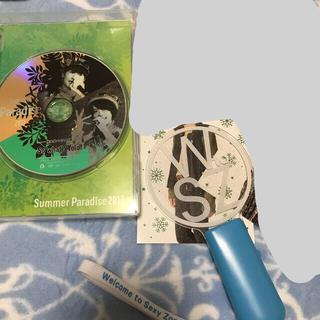 セクシー ゾーン(Sexy Zone)のサマパラ 2017 松島聡 マリウス葉 DVD ペンライト(ミュージック)