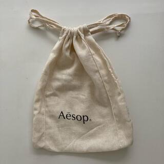 イソップ(Aesop)のイソップ巾着(ショップ袋)