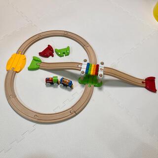 ブリオ(BRIO)のブリオ マイファーストビギナーセット(電車のおもちゃ/車)
