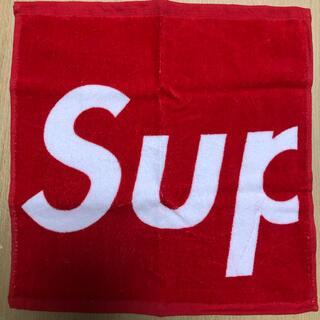 シュプリーム(Supreme)のシュプリーム ハンドタオル supreme 非売品 ノベルティ(その他)