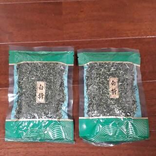 そのぎ茶 玉緑茶 日本茶 白折 100g×2袋 (茶)