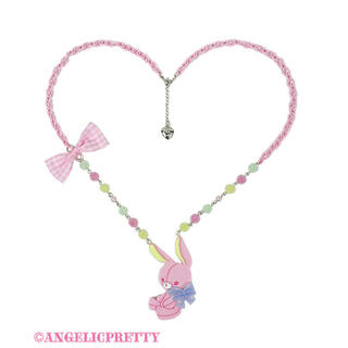 Angelic Pretty - angelic pretty MELODY TOYS BUNNY ネックレス