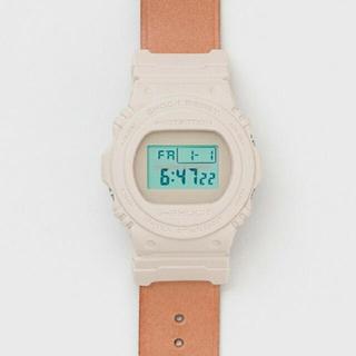 エンダースキーマ(Hender Scheme)のHender Scheme×G-SHOCK DW-5750HS20-4JF(腕時計(デジタル))