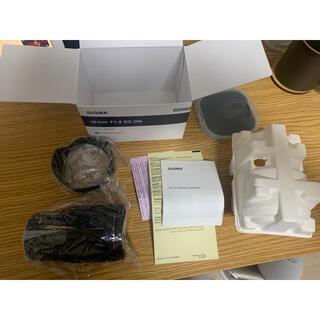 シグマ(SIGMA)の新品同様 シグマ SIGMA  16mm C F1.4 DC DN Eマウント(レンズ(単焦点))