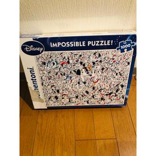 ディズニー(Disney)の新品 Disney 1000ピースパズル 101匹わんちゃん(キャラクターグッズ)