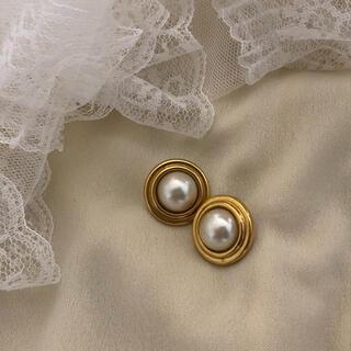 Ameri VINTAGE - vintage pierce♡
