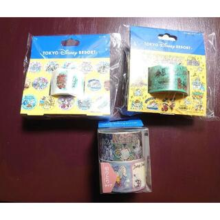ディズニー(Disney)の72.マスキングテープ ディズニーリゾート(テープ/マスキングテープ)