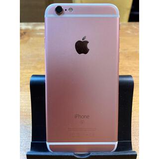 アイフォーン(iPhone)のiPhone 6s 16GB Rose gold docomo(スマートフォン本体)