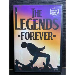 オススメ!THE LEGENDS FOREVER!洋楽2枚組DVD(ミュージック)