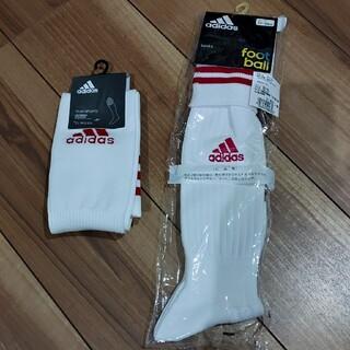 アディダス(adidas)のアディダスサッカーソックス22-24(その他)