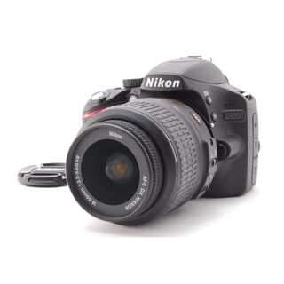ニコン(Nikon)の★ WiFiSDでスマホ転送OK! Nikon D3200 レンズキット ★(デジタル一眼)