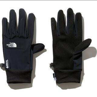ザノースフェイス(THE NORTH FACE)の新品未開封ノースフェイス ウィンドストッパーイーチップグローブ L スマホ◯手袋(手袋)