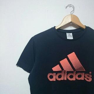 アディダス(adidas)の【adidas】 ブランドロゴTシャツ(Tシャツ/カットソー(半袖/袖なし))