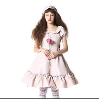 フェリシモ(FELISSIMO)の世界の童話を楽しむコスチュームセット 眠り姫 felissimo 童話(ひざ丈ワンピース)