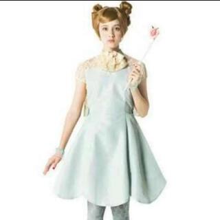 フェリシモ(FELISSIMO)の世界の童話を楽しむコスチュームセット 妖精 フェアリー 童話(ひざ丈ワンピース)
