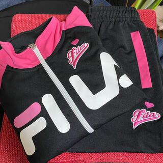 FILA - FILA ジャージセット 130