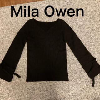 Mila Owen - Mila Owen ニット ⭐︎新品未使用品⭐︎